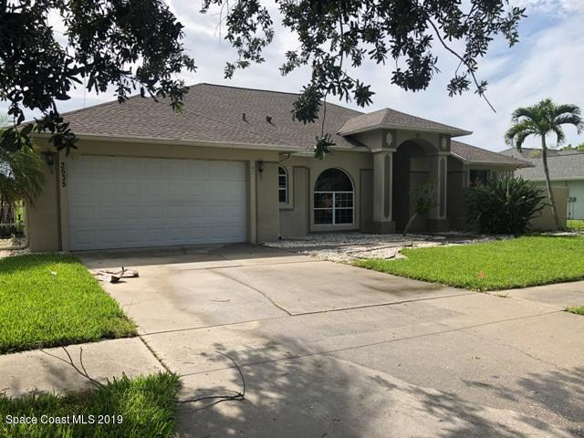 3535 Sunset Ridge Drive, Merritt Island, FL 32953 (MLS #850917) :: Pamela Myers Realty
