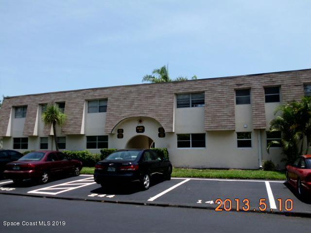 3135 Shady Dell Lane #242, Melbourne, FL 32935 (MLS #851118) :: Premium Properties Real Estate Services