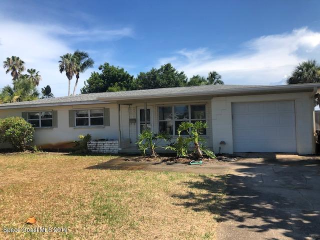 172 E Arlington Street, Satellite Beach, FL 32937 (MLS #851123) :: Blue Marlin Real Estate