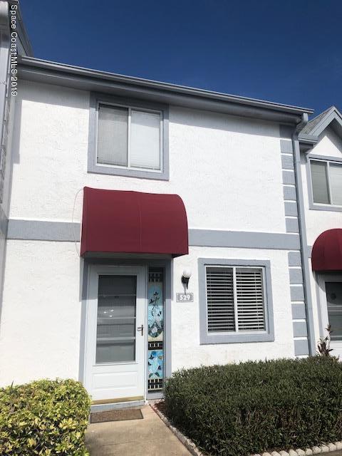 529 Seaport Boulevard, Cape Canaveral, FL 32920 (MLS #852946) :: Pamela Myers Realty