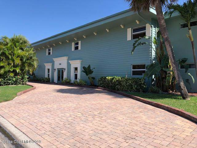220 Columbia Drive #26, Cape Canaveral, FL 32920 (MLS #855311) :: Premium Properties Real Estate Services
