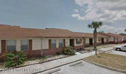 1514 Clearlake Road #81, Cocoa, FL 32922 (MLS #855610) :: Blue Marlin Real Estate
