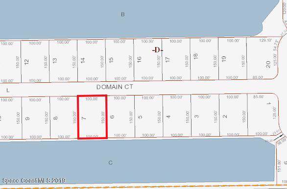 4075 Domain Court, Melbourne, FL 32934 (MLS #855753) :: Premium Properties Real Estate Services