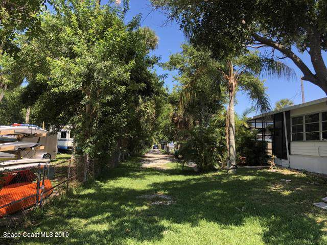 119 Justamere Road, Cape Canaveral, FL 32920 (MLS #855807) :: Pamela Myers Realty