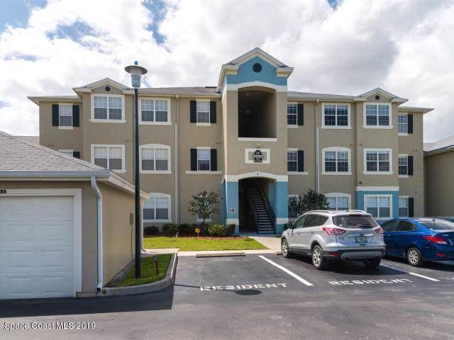 1747 Sophias Drive #304, Melbourne, FL 32940 (MLS #855972) :: Pamela Myers Realty