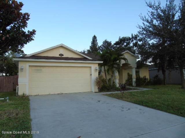 1134 Morgan Circle NE, Palm Bay, FL 32905 (MLS #855983) :: Pamela Myers Realty