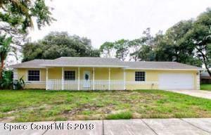 6032 Homestead Avenue, Cocoa, FL 32927 (MLS #855985) :: Pamela Myers Realty