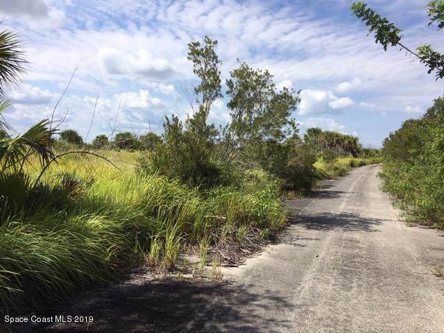 0 Unknown, Palm Bay, FL 32908 (MLS #856886) :: Engel & Voelkers Melbourne Central