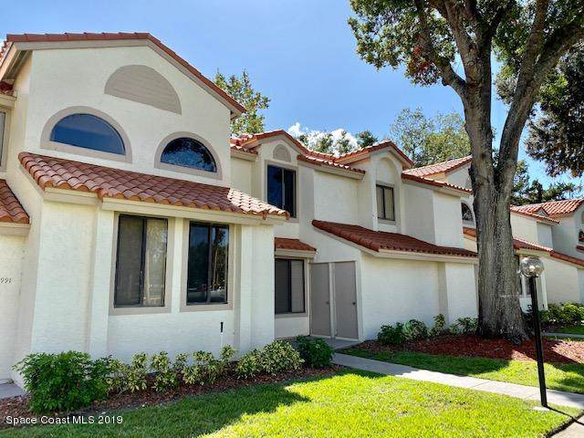 993 Country Club Drive #222, Titusville, FL 32780 (MLS #857973) :: Premium Properties Real Estate Services
