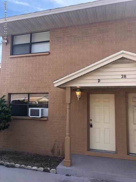 28 Elton Street 28D, Melbourne, FL 32935 (MLS #858585) :: Premium Properties Real Estate Services