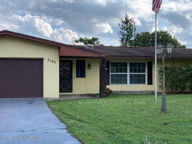 3105 Sharon Drive, Melbourne, FL 32904 (MLS #858646) :: The Nolan Group of RE/MAX Associated Realty