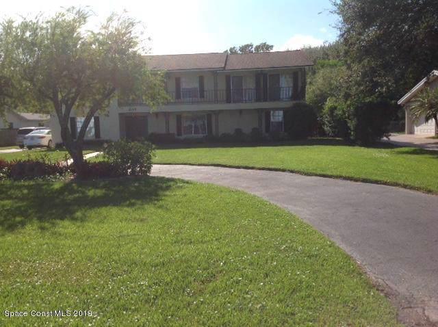 2169 Rockledge Drive, Rockledge, FL 32955 (MLS #858678) :: Premium Properties Real Estate Services