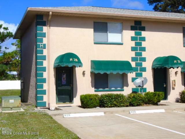 1882 Murrell Road H 28, Rockledge, FL 32955 (MLS #860447) :: Premium Properties Real Estate Services