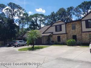 9002 Brighton Court 2E, West Melbourne, FL 32904 (MLS #860727) :: Premium Properties Real Estate Services