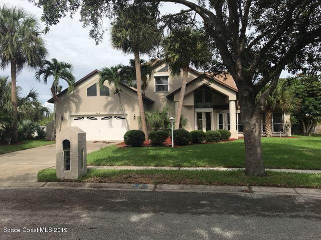 542 Sanderling Drive, Melbourne, FL 32903 (MLS #861014) :: Premium Properties Real Estate Services