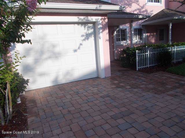 2461 Hemingway Lane #105, Merritt Island, FL 32953 (MLS #861019) :: Premium Properties Real Estate Services