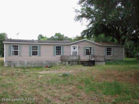 860 Oak Ridge Road, St. Augustine, FL 32080 (MLS #861074) :: Armel Real Estate