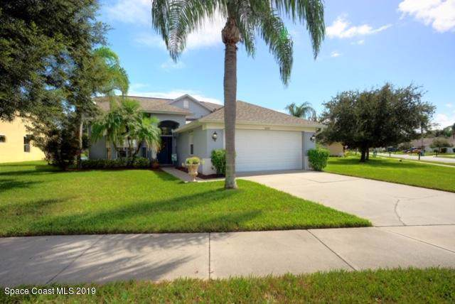 1665 Ficus Point Drive, Melbourne, FL 32940 (MLS #861244) :: Premium Properties Real Estate Services