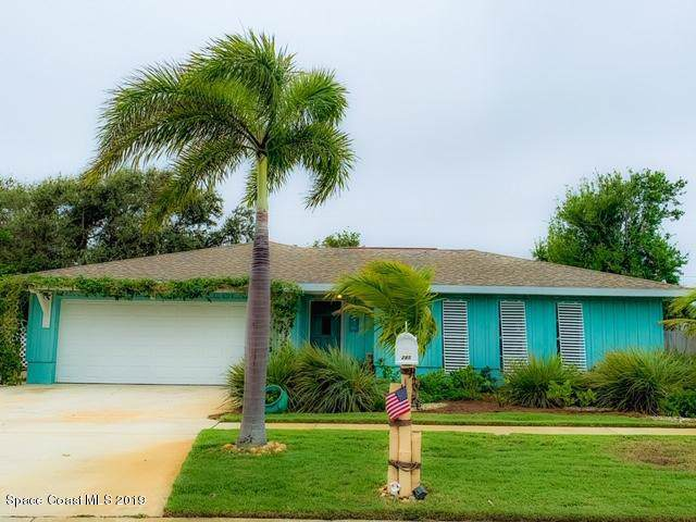 285 Grant Avenue, Satellite Beach, FL 32937 (MLS #861359) :: Premium Properties Real Estate Services