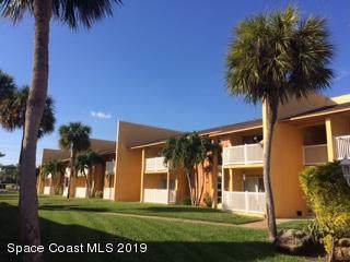 250 N Banana River Drive F -11, Merritt Island, FL 32952 (MLS #861412) :: Premium Properties Real Estate Services