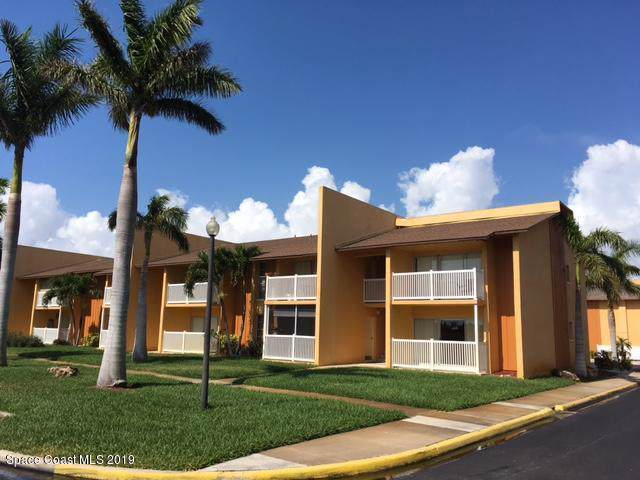 250 N Banana River Drive F-6, Merritt Island, FL 32952 (MLS #861415) :: Premium Properties Real Estate Services