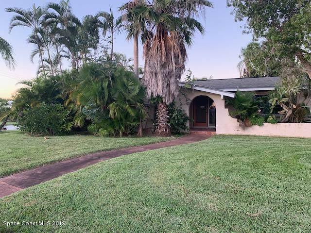 374 W Osceola Lane W, Cocoa Beach, FL 32931 (MLS #861494) :: Premium Properties Real Estate Services