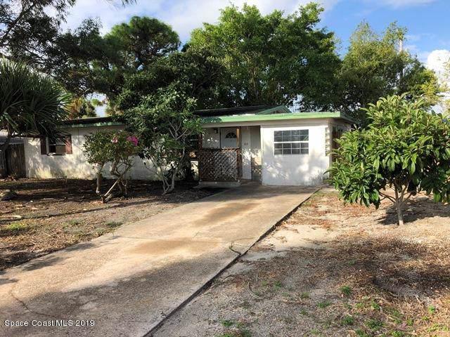 815 8th Street, Merritt Island, FL 32953 (MLS #862410) :: Premium Properties Real Estate Services