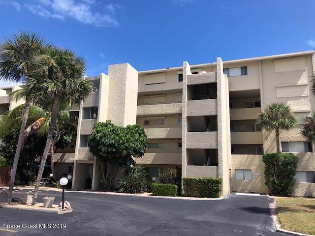 5050 Ocean Beach Boulevard #301, Cocoa Beach, FL 32931 (MLS #864080) :: Premium Properties Real Estate Services