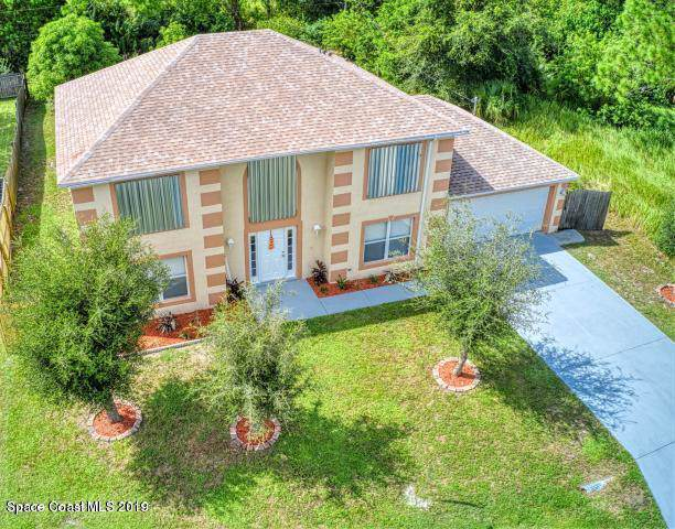 649 NW Belvedere Road NW, Palm Bay, FL 32907 (MLS #864237) :: Armel Real Estate
