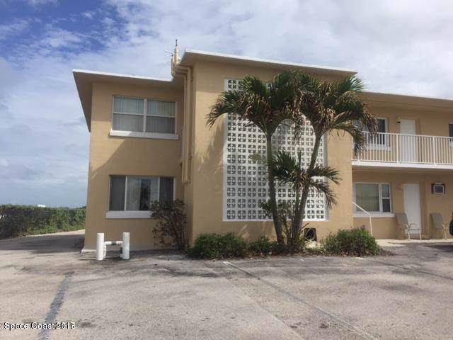 1195 Highway A1a #101, Satellite Beach, FL 32937 (MLS #864723) :: Premium Properties Real Estate Services