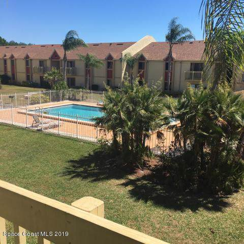 2190 Forest Knoll Drive NE #90115, Palm Bay, FL 32905 (MLS #865021) :: Blue Marlin Real Estate