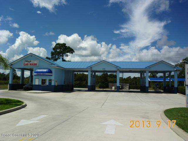 3755 Curtis Boulevard #0, Cocoa, FL 32927 (MLS #865282) :: Blue Marlin Real Estate