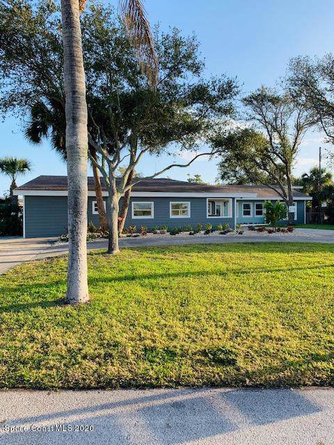 14 W Point Drive, Cocoa Beach, FL 32931 (MLS #865308) :: Blue Marlin Real Estate
