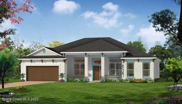 1168 Rivermont Drive, Melbourne, FL 32935 (MLS #865460) :: Blue Marlin Real Estate