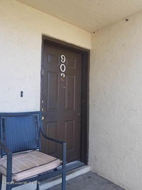 1566 University Lane #902, Cocoa, FL 32922 (MLS #865520) :: Blue Marlin Real Estate