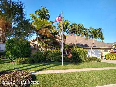 461 Saint Lucia Court, Satellite Beach, FL 32937 (MLS #865540) :: Premium Properties Real Estate Services