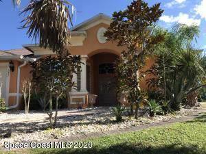 357 SW Santo Domingo Avenue SW, Palm Bay, FL 32908 (MLS #865557) :: Armel Real Estate