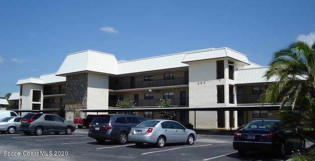 305 Tangle Run Boulevard #1216, Melbourne, FL 32940 (MLS #865833) :: Premium Properties Real Estate Services