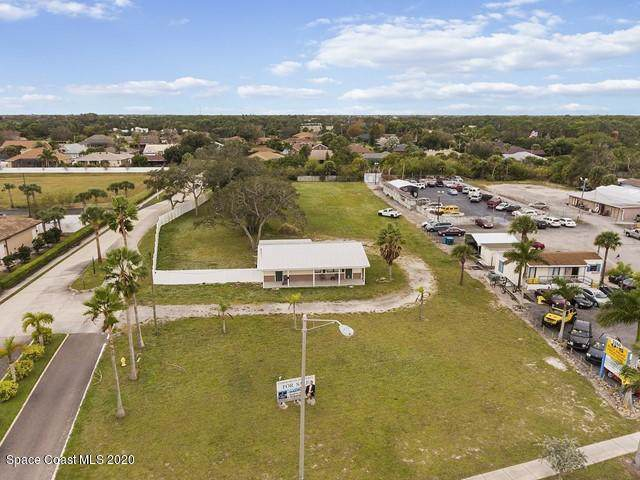 5160 N Highway 1, Melbourne, FL 32940 (MLS #865877) :: Engel & Voelkers Melbourne Central