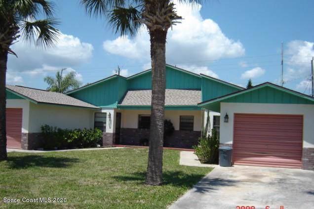 206 Atlas Lane, Satellite Beach, FL 32937 (MLS #866235) :: Blue Marlin Real Estate