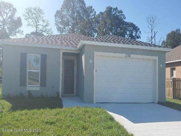 1174 Jaslo Street SE, Palm Bay, FL 32909 (MLS #866291) :: Premier Home Experts
