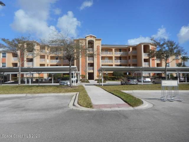 6848 Toland Drive #404, Melbourne, FL 32940 (MLS #866558) :: Premium Properties Real Estate Services