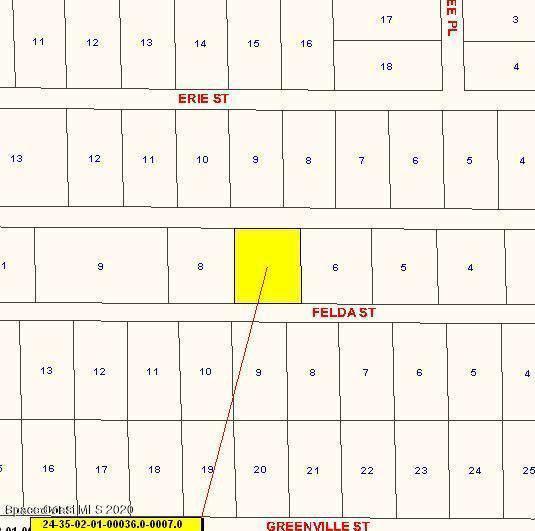 3710 Felda Street, Cocoa, FL 32926 (MLS #866774) :: Armel Real Estate