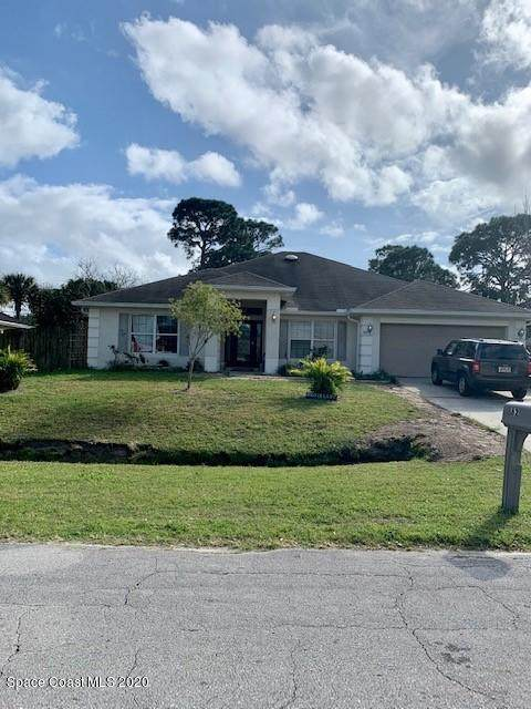782 Koutnik Road SE, Palm Bay, FL 32909 (MLS #867672) :: Premier Home Experts