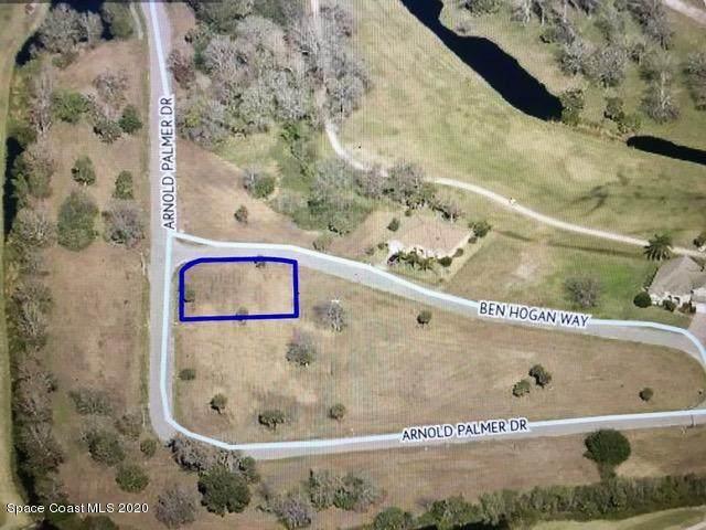 0000 Arnold Palmer Drive, Titusville, FL 32796 (MLS #868670) :: Blue Marlin Real Estate