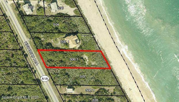8545 Highway A1a, Melbourne Beach, FL 32951 (MLS #868673) :: Premium Properties Real Estate Services