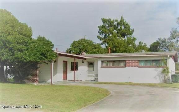 1018 Regalia Drive, Rockledge, FL 32955 (MLS #868834) :: Engel & Voelkers Melbourne Central