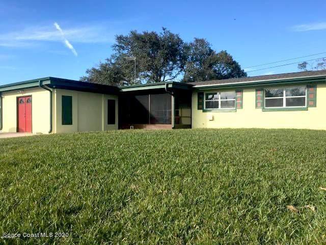 1451 Overlook, Titusville, FL 32780 (MLS #869816) :: Engel & Voelkers Melbourne Central