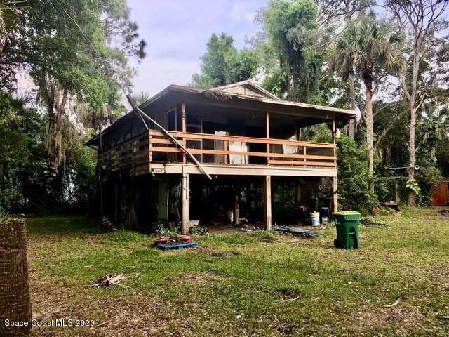 4165 Peppertree Street, Cocoa, FL 32926 (MLS #869972) :: Blue Marlin Real Estate