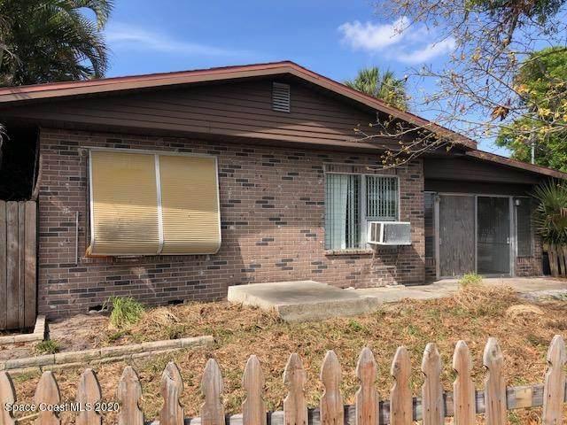 4106 N Highway 1 N, Melbourne, FL 32935 (MLS #870676) :: Engel & Voelkers Melbourne Central